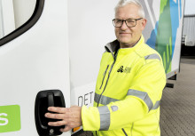 Nielshenrik henter dine tomme emballager