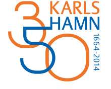 Presskonferens Karlshamn 350 år