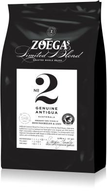 Emma och Erwing bjuder på ZOÉGAS Limited Blend No 2 på Fotografiska