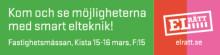 Elrätt på Fastighetsmässan 15-16 mars: Välkommen att testa Elrätt Idébanken – nu öppen för fastighetsägare