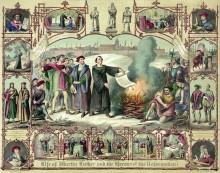 Luther och reformationen i Sverige och Europa