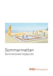 Projektbeskrivning Sommarmattan 2013
