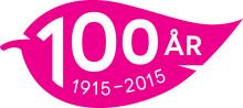En svensk blomsterinstutition fyller 100 år