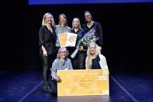 Frilufts Förskolor Sundsborg vann Kvalitetsutmärkelsen 2016!