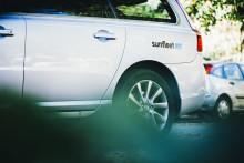 Sunfleet slår bilpoolsrekord i Örebro