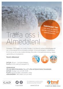 Träffpunkt TMF - en arena för samtal om den svenska trä- och möbelbranschen