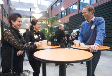Satsning på kommunikation och tillgänglighet bidrar till förbättrat företagsklimat i Karlshamn