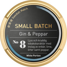 Gin & Peppar – Ny Small Batch lanseras