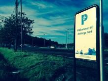 Ny parkering i Kvibergs Park