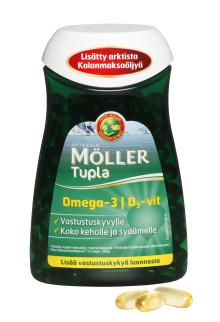 Merelliset omega-3-rasvahapot ovat terveydelle tärkeitä