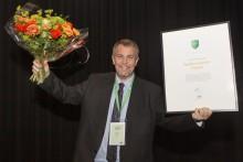 Tegelbruksskolan blev Årets Transportskola