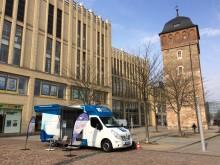 Beratungsmobil der Unabhängigen Patientenberatung kommt am 21. August nach Chemnitz.