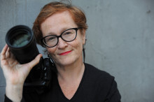 Victoria Ivleva - journalisten bakom taggtrådsstängslen