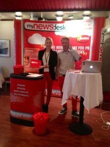 Mynewsdesk til høstseminaret i Stavanger