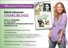 Velkommen til lansering: Charliblogg