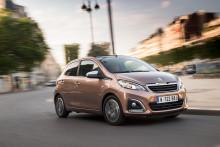 Peugeot 108 – din design från 99 900 kronor