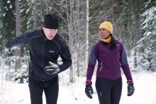 Ingrid från Uppsala får åka Vasaloppet med Gunde Svan