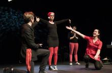 Bingo/Improteater på Taastrup Teater