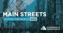 Hong Kong i topp över dyraste butikslägena i världen