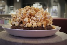 Recept med popcornet som huvudroll