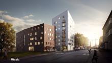 Tomträttsöverlåtelse bäddar för byggstart av studentbostäder på KTH Campus