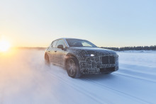 BMW iNEXT møter Kong Vinter
