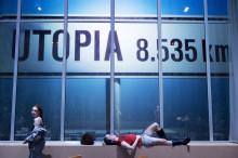 Backa Teaters scenografi till Utopia 2012 vinner internationellt storpris