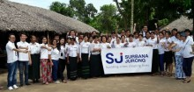 Raising funds for Myanmar children