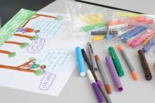 Barn och mentorer drar i gång hösten på Näktergalen