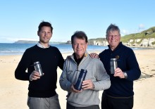 Bluewater helps world's top major global golf championship call time on single-use plastic bottles