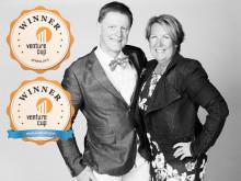 Ett år sedan vi skickade in vår affärsidé - FixCandle vinnare i både kategori och totalt i Venture Cup Väst