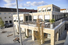 Kville Saluhall nominerad i världskänd arkitekturtävling