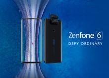 ASUS lanserar ZenFone 6