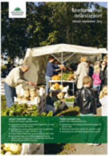 Sparbankernas delårsrapport  januari - september 2013