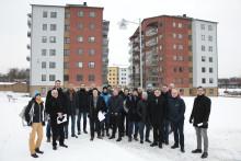 Mimer leder konferens för 40-tal  europeiska kollegor om industriella produktionsmetoder för bostadsbyggande