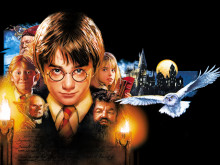 C MORE SLIPPER MAGIEN LØS MED ALLE OTTE HARRY POTTER-FILM