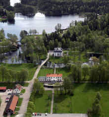 Högbo Brukshotell startar nya verksamheter på Högbo Bruk