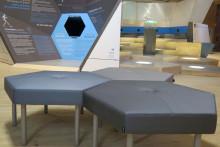 Trixagon på unik utställning