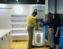 Bluewater Showcases New Water Station Solutions at WQA Denver Expo