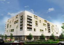 Idag släpper Växjöbostäder 248 nya studentbostäder på Campus
