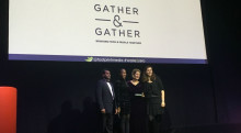 Gather & Gather scoops a waste2zero award