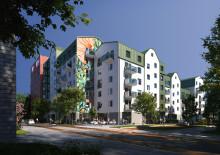 Konst och barn i fokus när ByggVesta bygger vidare i Rosendal
