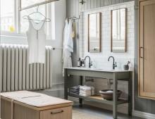 Badeværelse med sjæl og varme