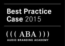 Lexter nominerade till Audio Branding Awards 2015!