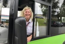 Nya elbussar kan locka fler till föraryrket