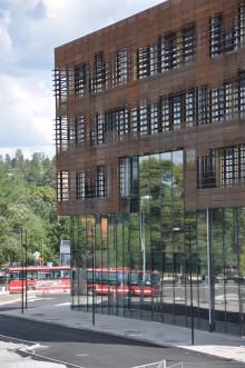 Pressmeddelande:  Väsby Nya Gymnasium - en av världens mest innovativa skolor visar upp sig på Gymnasiemässan