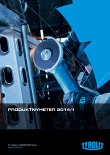 TYROLIT produktnyheter våren 2014