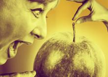 Äppelkriget blir musikalisk komedi