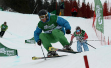 SkiStar Åre: The amateurs challenging the pros in Åre High Five by Carlsberg