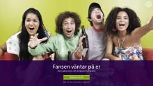 """Svensk startup lanserar """"the social fan tv platform"""""""